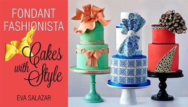Fondant Fashionista Cakes with Style