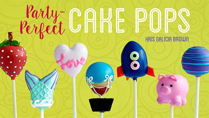 Party Perfect Cake pops