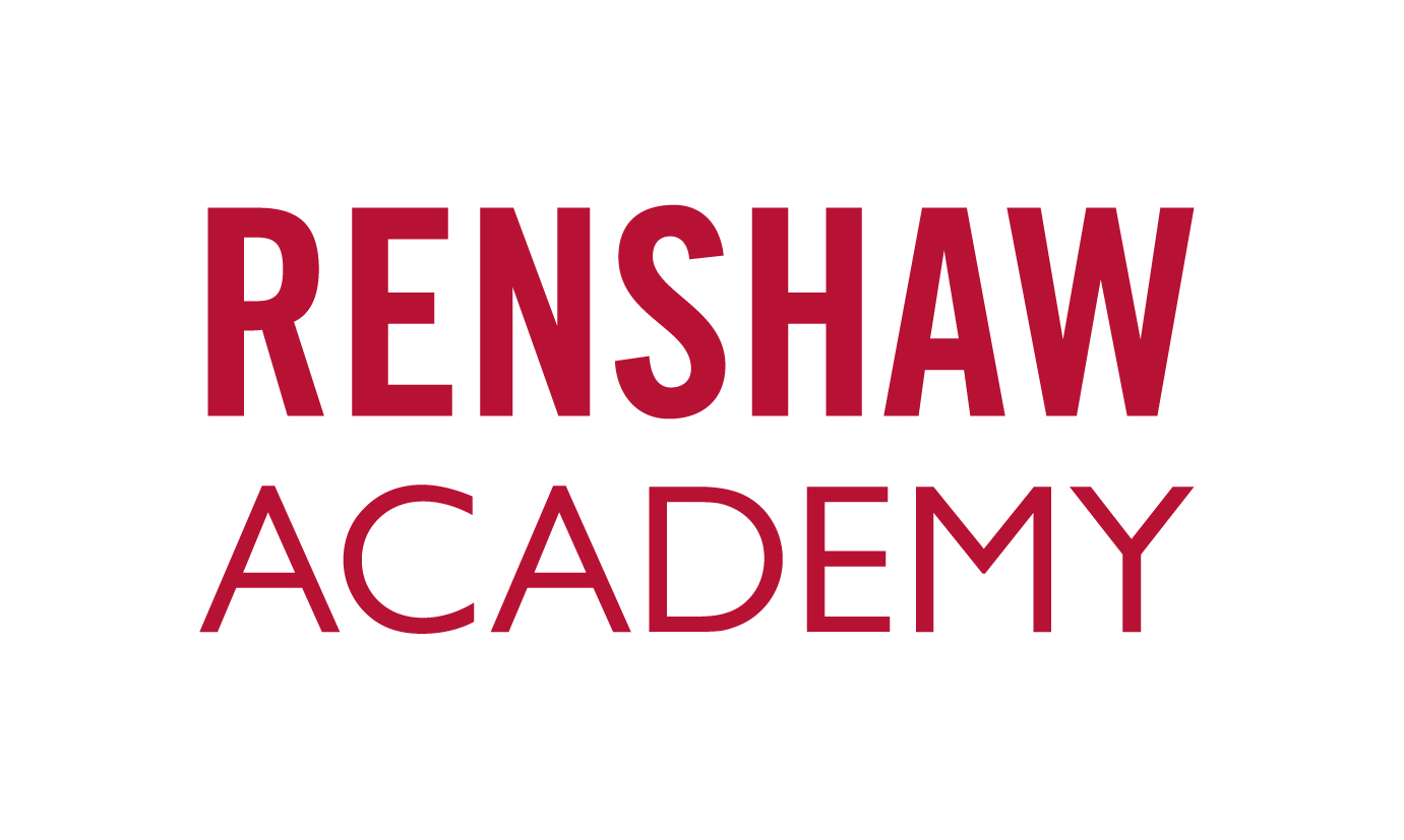 Renshaw Academy Logo Stacked