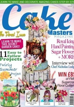 Cake Master Interview!