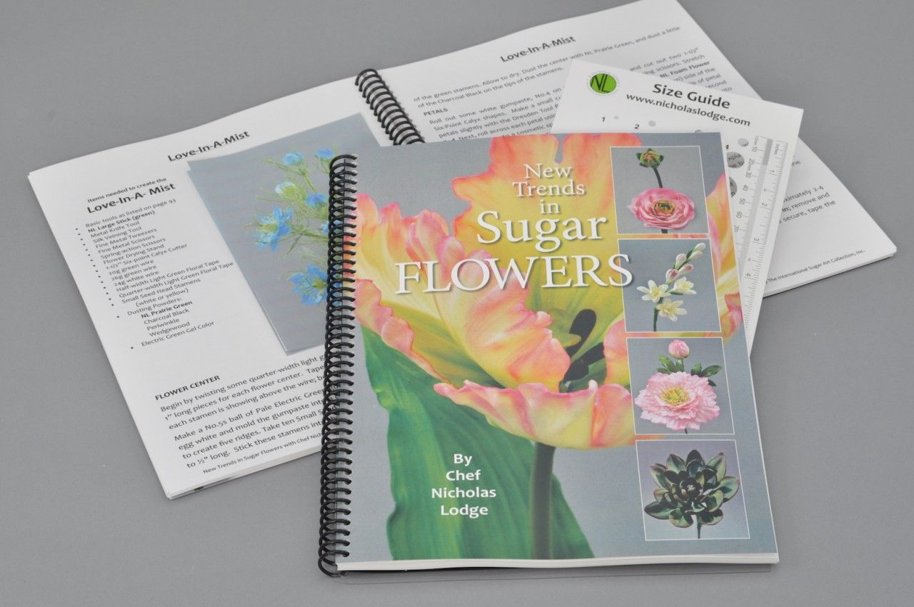 Nicholas Lodge: New Trends in Sugar Flowers