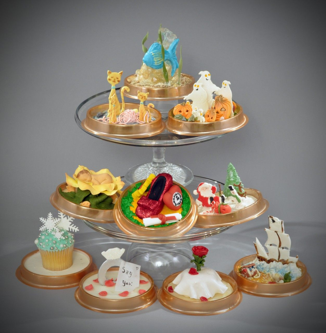 ISAC Ultimate Edible SnowGlobe Competition 20151