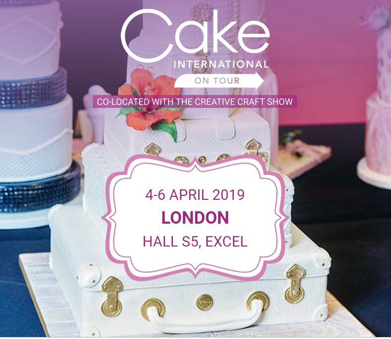 Cake International 2019